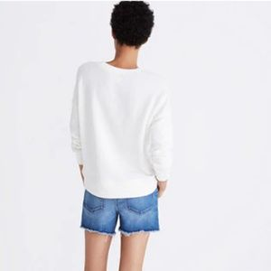 84aff9513d9 Madewell Tops - Madewell sun doesn't know it's a star sweatshirt M